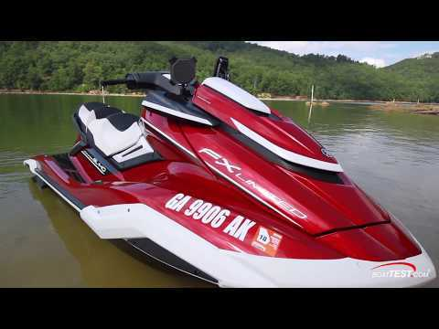 Yamaha waverunner: de beste waterscooters